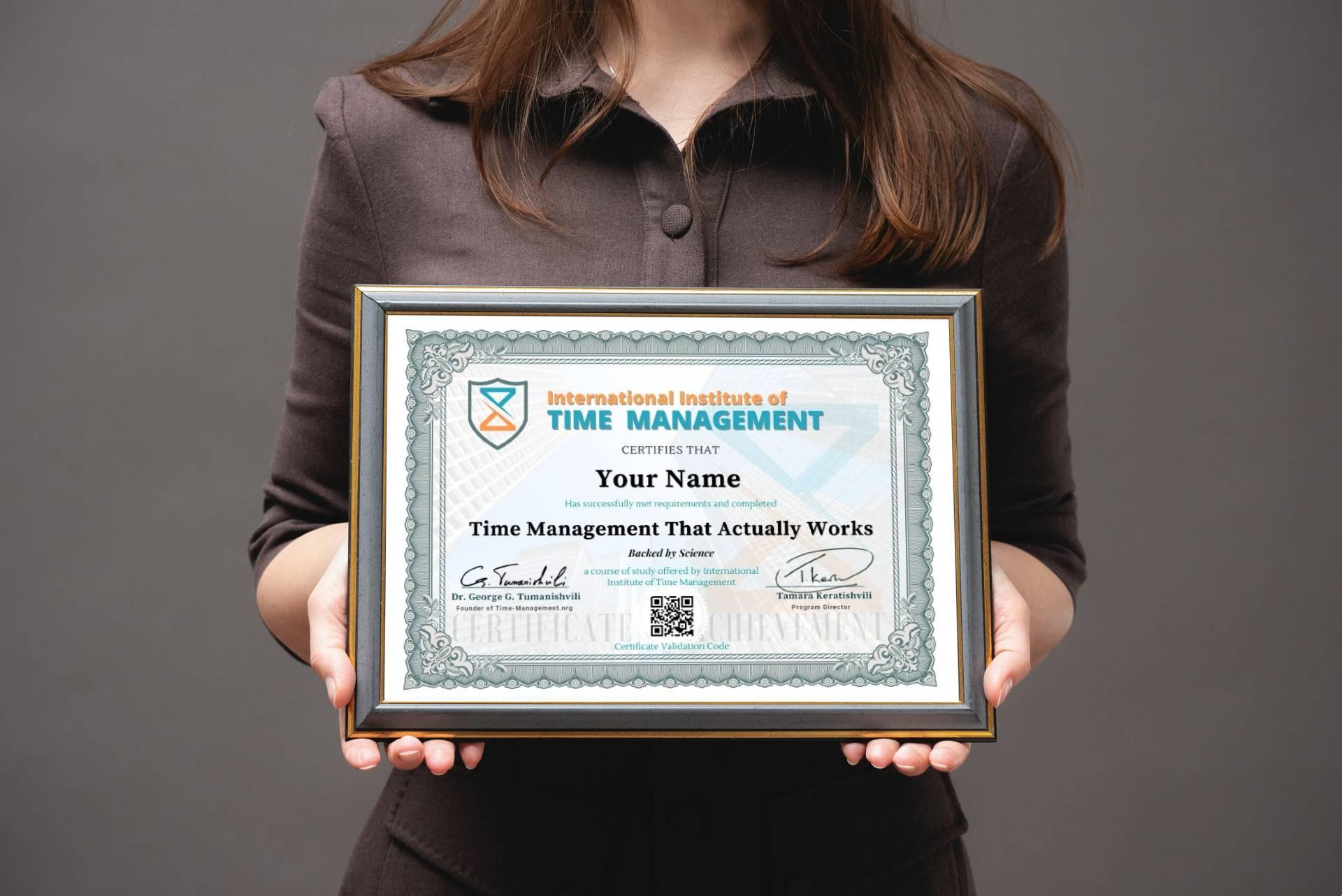 Time Management Best Training